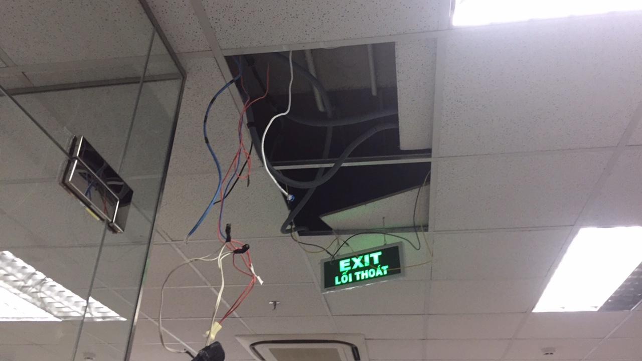 Sửa tổng đài điện thoại bị rè tại TP HCM