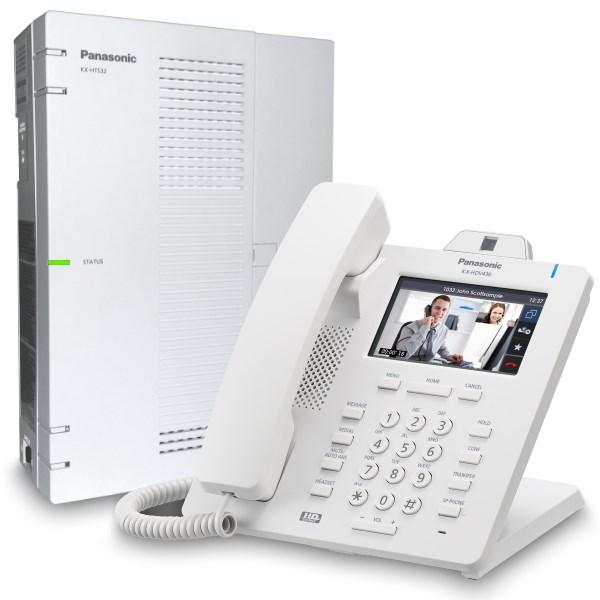 Lắp đặt tổng đài điện thoại ip kx-hts824 tại tp.hcm