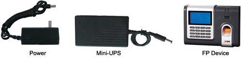 Adapter dùng cho máy chấm công
