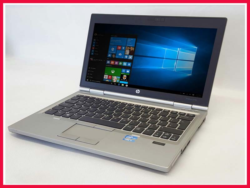 HP EliteBook 2570p (Intel Core i5-3320M 2.6GHz, 4GB RAM, 250GB HDD, VGA Intel HD Graphics 4000, 12.5 inch)