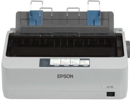 MÁY IN EPSON LQ 310 (in kim hóa đơn khổ A4 /  3-4 liên)