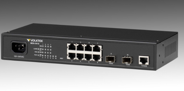 MEN-5410 Layer 2  Gigabit Switch