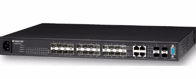 MEN-6532D Layer 2  Giga Fiber FTTH Switch