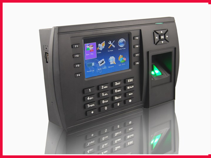Máy chấm công vân tay thẻ cảm ứng MITA 8683 Dung lượng lớn