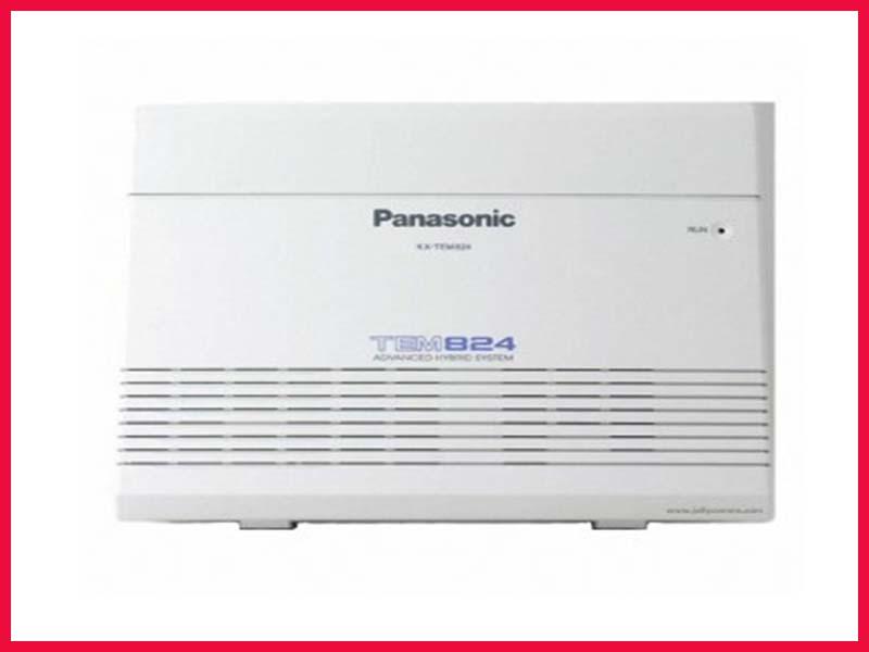 Lắp đặt tổng đài Panasonic KX-TES824
