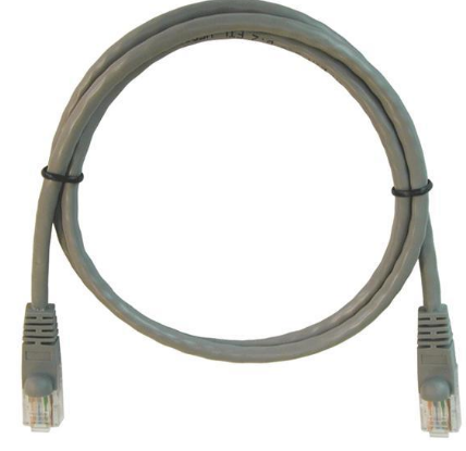 Patch Cord UTP Cat.6A 10Gb, 3m, 2 đầu đúc RJ45, Gray Dintek 1201-06003