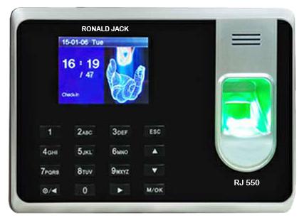 RONALD JACK  RJ-550