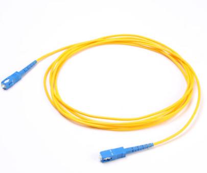 SC/SC Single-mode, simplex, 3m