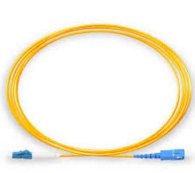 SC/LC Single-mode, simplex, 3m