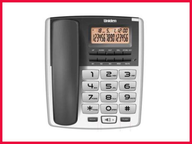 Điện thoại UNIDEN AS-7402