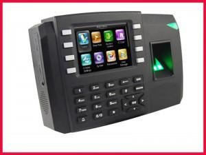 Máy chấm công vân tay thẻ cảm ứng Ronald Jack TFT 600 Kiểm soát cửa ra vào