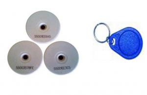Thẻ cảm ứng GS –D03 (Nút tuần tra bảo vệ  )